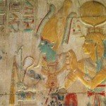 Hathor & Osiris