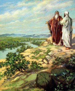 Abraham & Lot