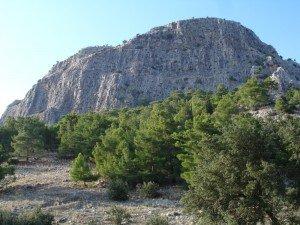 Acropolis at Priene