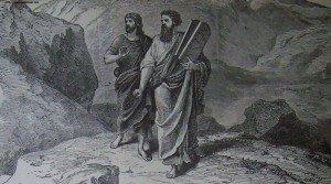 Moses & Joshua