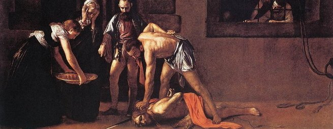 The Beheading of St John the Baptist